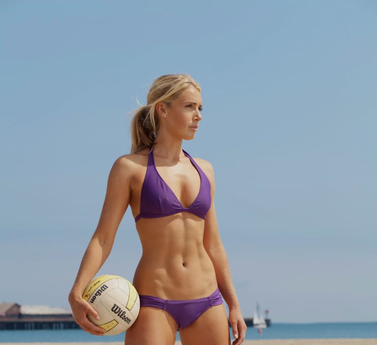 A Quick HIIT Workout For A Bombshell Body