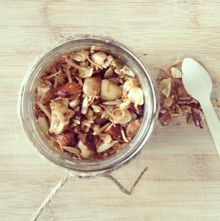 Coco-Nutty Granola Recipe: A Foolproof Craving Buster