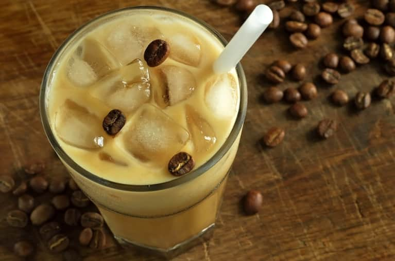 An Iced Coffee To Get You Through The Summer!