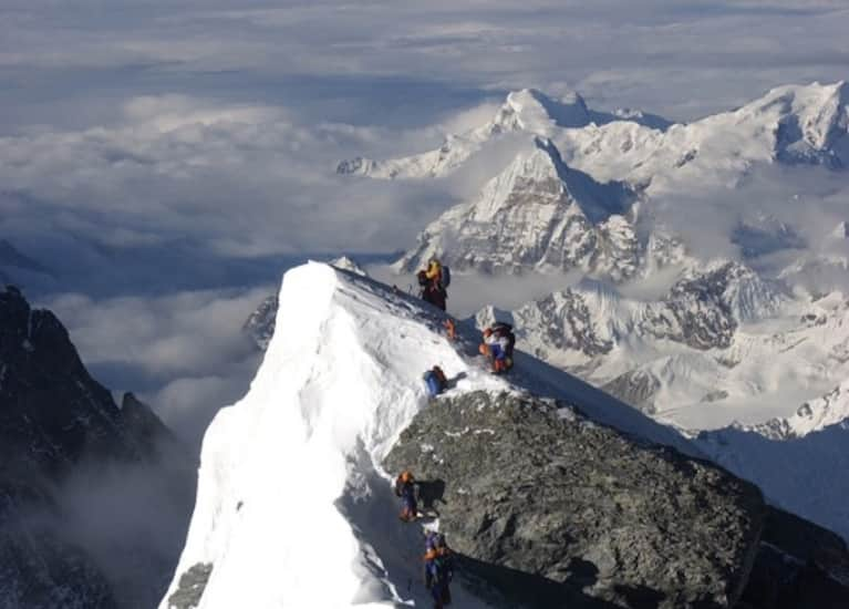 5 Things I Learned From Climbing Mt. Everest