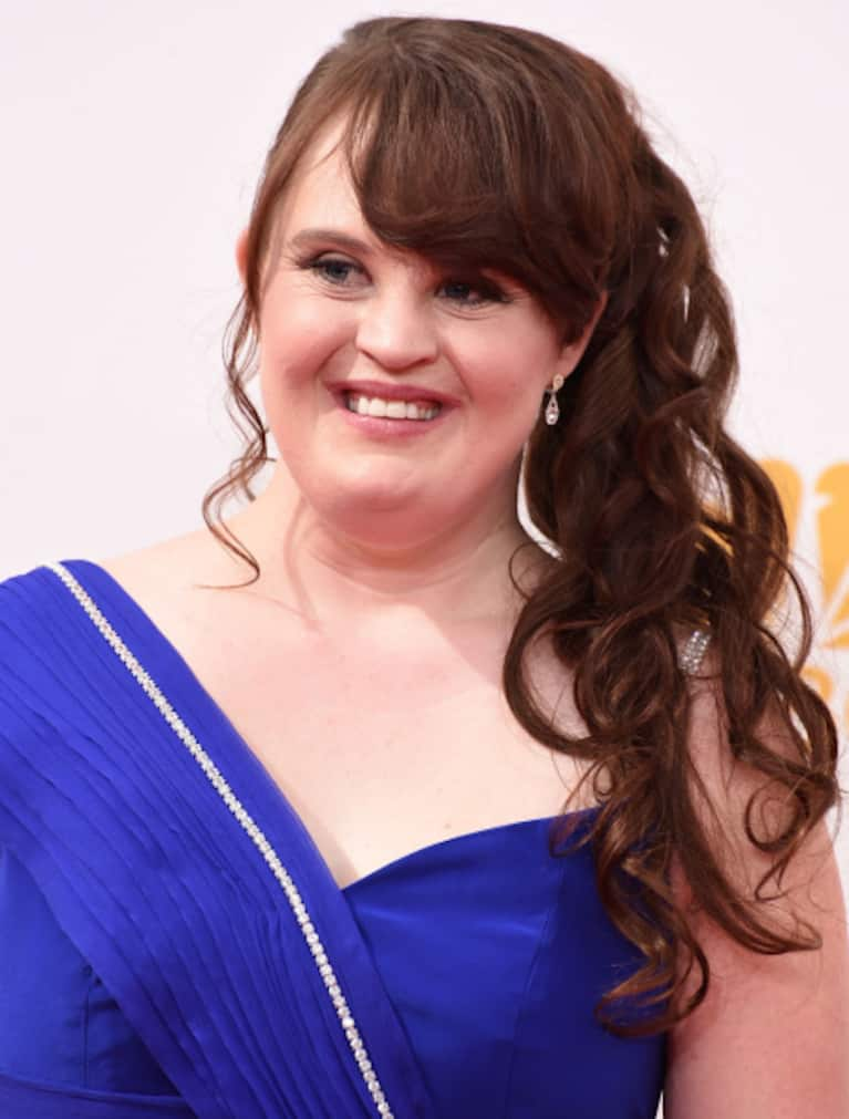 Jamie Brewer Is The First NYFW Runway Model With Down Syndrome