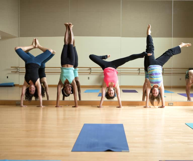 How The Holidays Are Ruining Yoga
