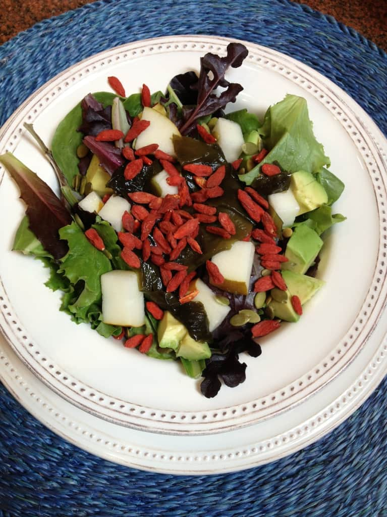 Deliciously Good For You Energy Salad