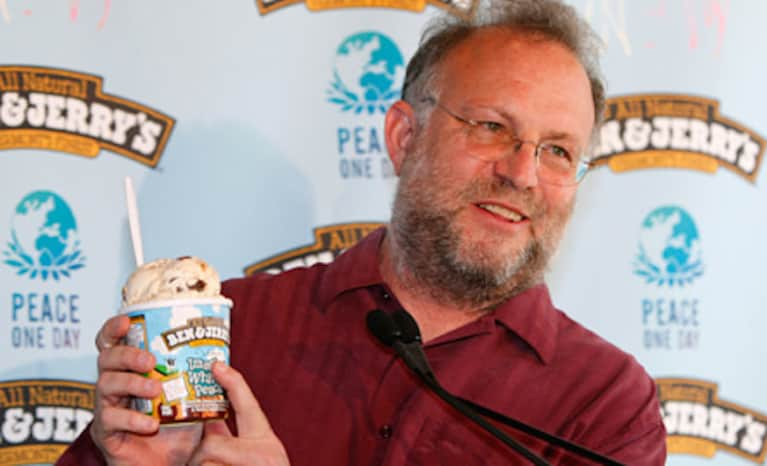 Jerry (Of Ben & Jerry's) Is Speaking Out In Support Of GMO Labeling