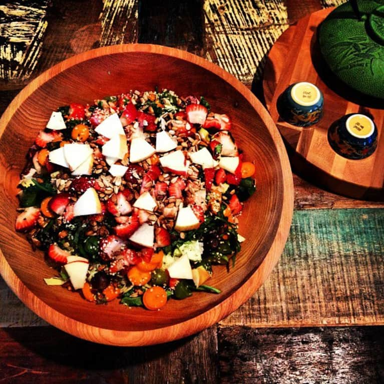 Gluten-Free Recipe: The Ultimate Kale Salad