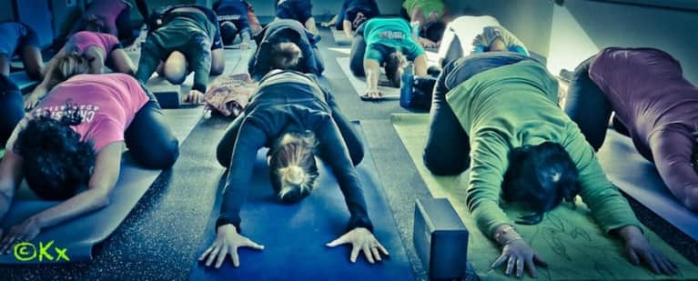 How Yoga And CrossFit Can Work Together