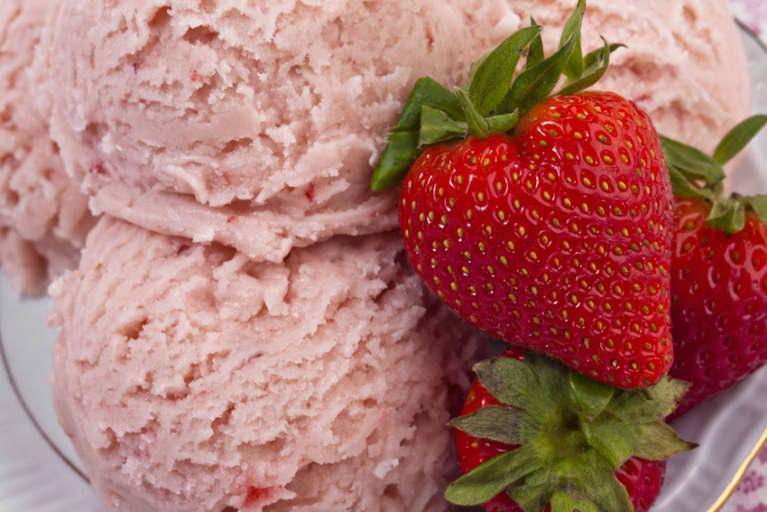 Kefir Ice Cream: Dessert For Your Gut!