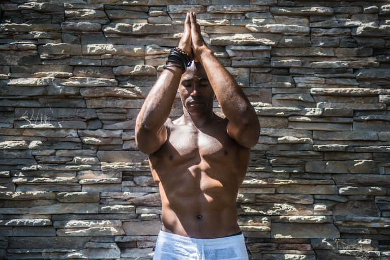 How An NFL Linebacker Became A Renowned Yoga Teacher
