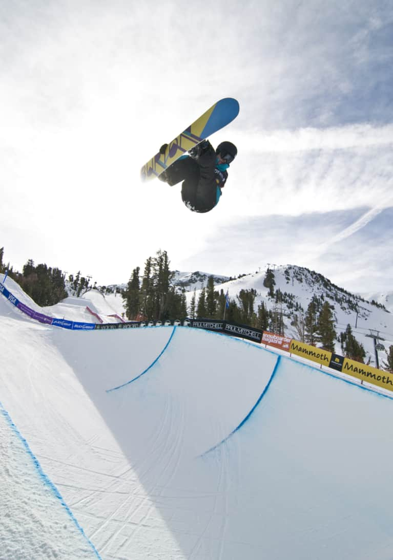 Team USA Star Kelly Clark Dishes On Big Air & Charity Work