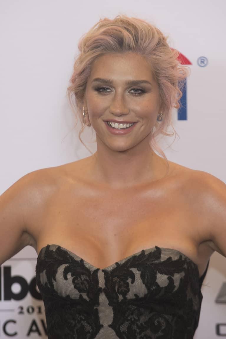 Kesha Opens Up About Eating Disorder, Meditation & Healing