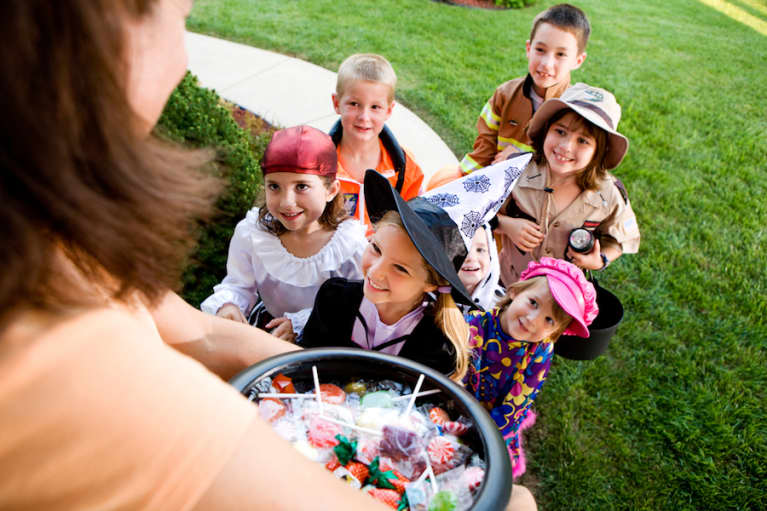 The REAL Reason Kids Go Crazy After Eating Halloween Candy