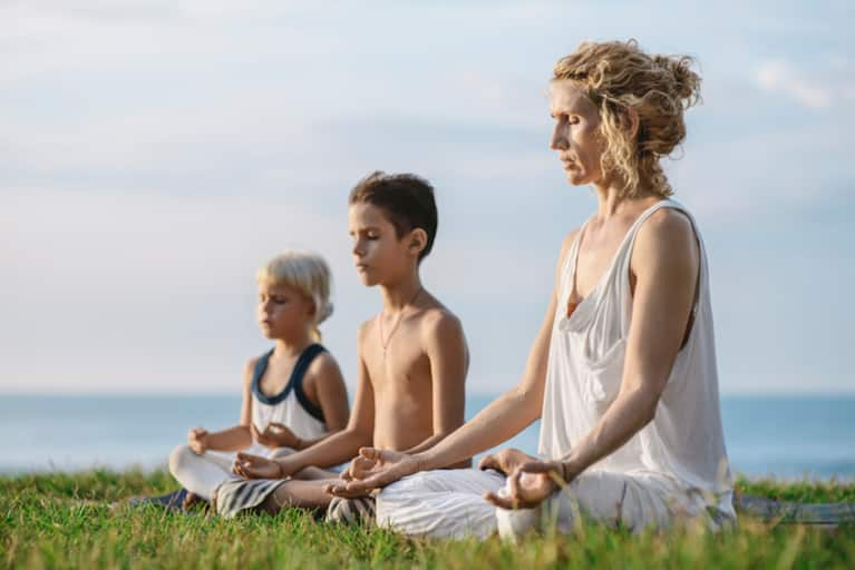 Why Kids Need Yoga In Their Lives (Now More Than Ever)