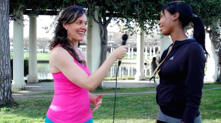 What I Learned From Asking Strangers If I Looked Fat (Video)