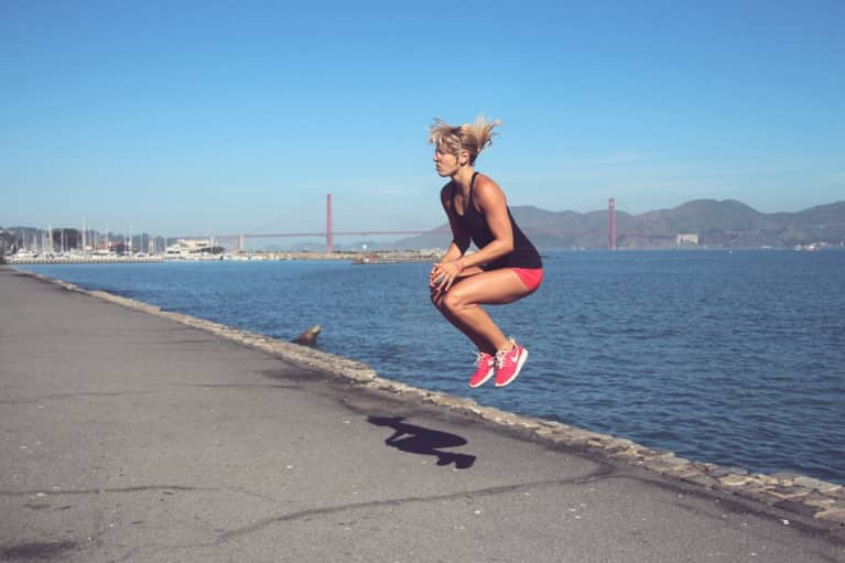 5 Burpee Variations To Crank Up Your Workout (Video)