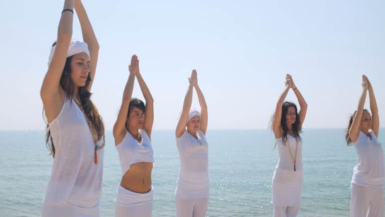 Kundalini Yoga: Why It Has The Power To Heal + Isn't As Weird As You May Think