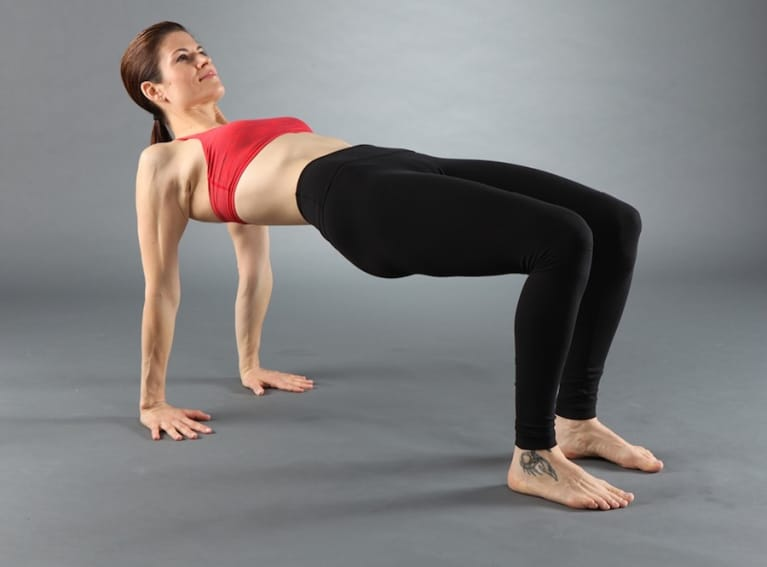 Improve Your Balance With This Back-Strengthening Sequence