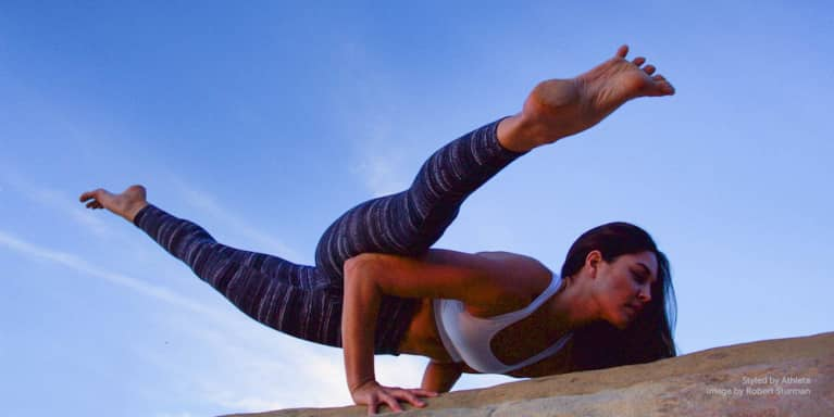 "How To ""Kick"" Your Yoga Practice Up A Notch"
