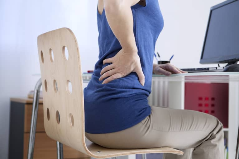 Why Your Lower Back Hurts + A Simple Way To Prevent It