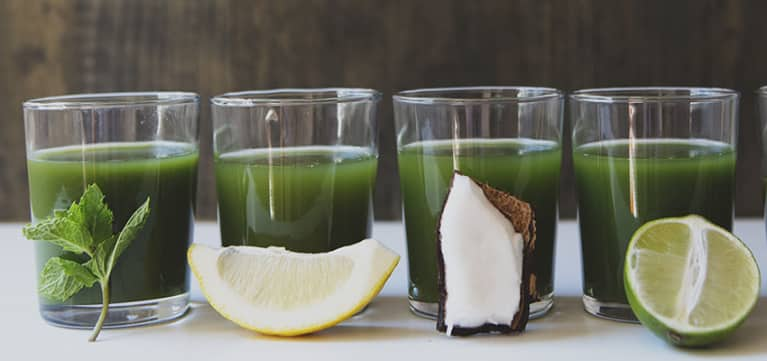 Are You Buying The Best Green Juice For You? Here's How To Tell
