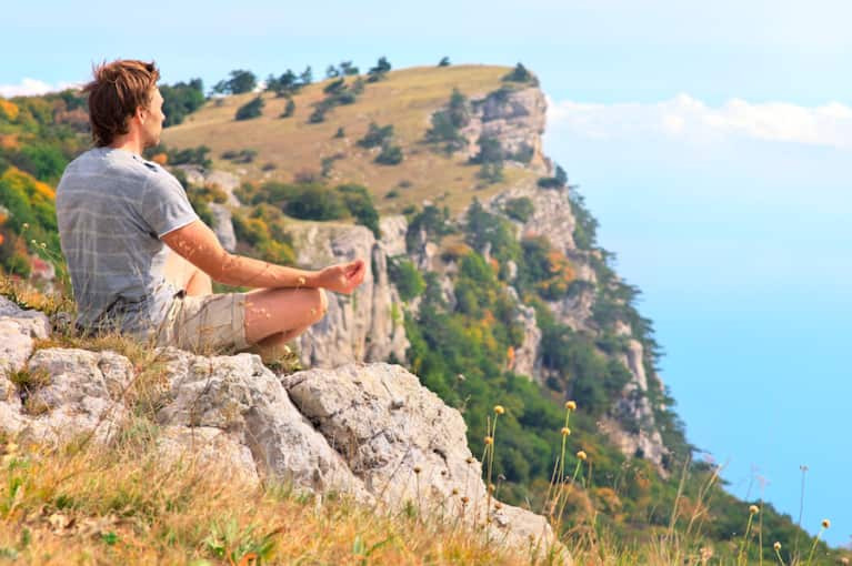 How Meditation Can Help You Connect With Your Higher Self