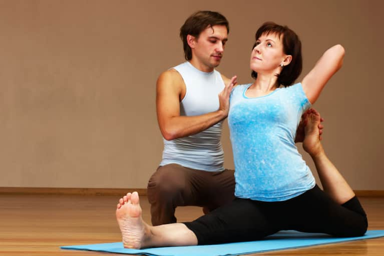 5 Tips To Keep Private Yoga Clients Coming Back
