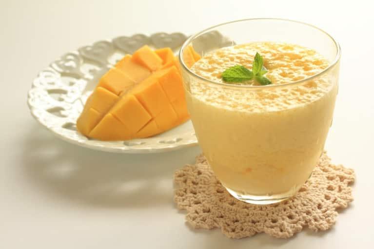 Energizing Mango Bubble Drink Recipe