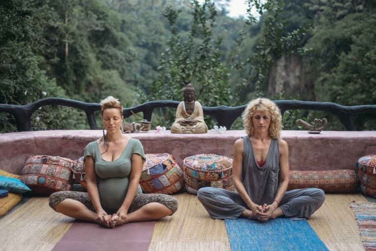 4 Reasons Meditation Will Transform Your Pregnancy