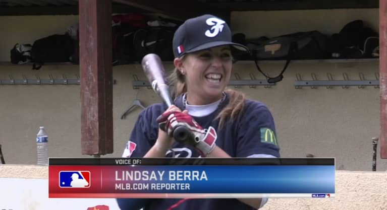 Major League Baseball Could Have Its First Female Player Soon