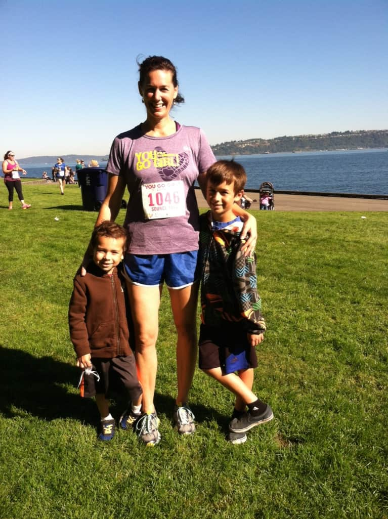 How I Retrained My Yoga Body & Mind To Love Running
