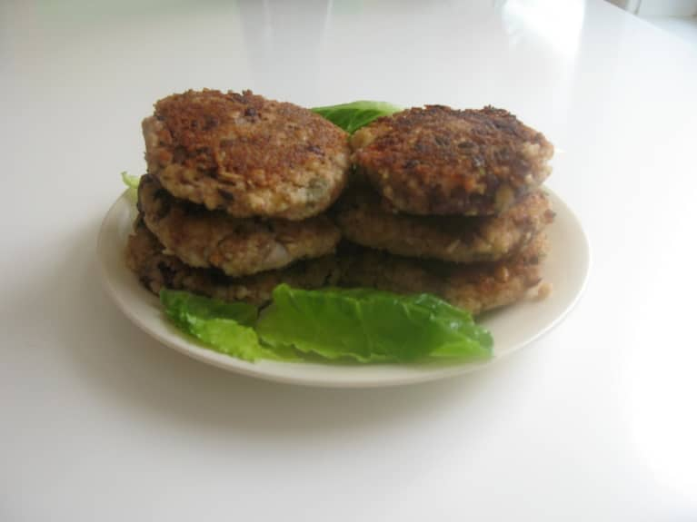 Protein-Packed Wholesome Millet Burgers