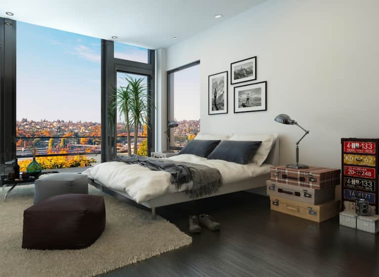 10 Tips To Make Your Bedroom A Tranquil Sanctuary