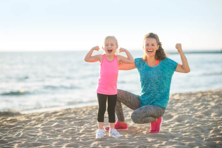 8 Realistic Workout Tips For Stay-At-Home Moms