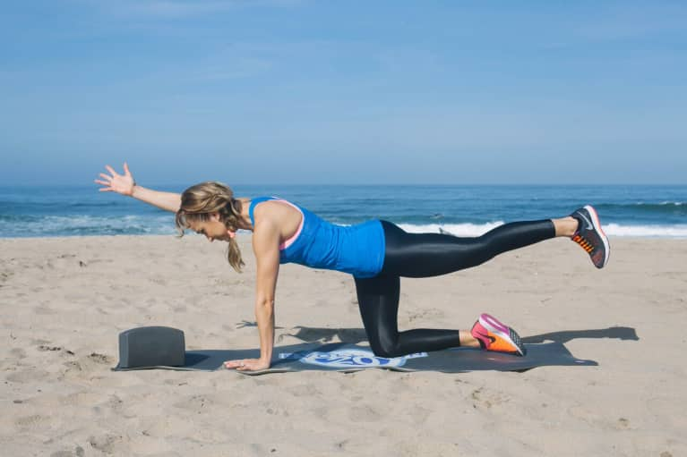 7 Moves To Ease Into Exercise After Having A Baby