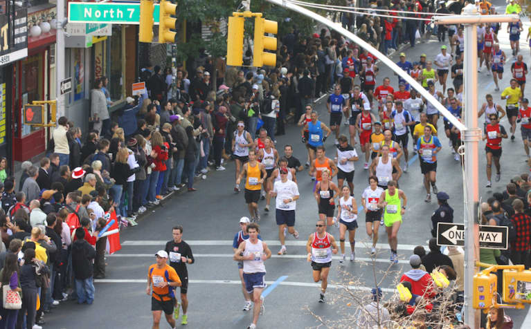 12 Things I Learned Running My First NYC Marathon At 50