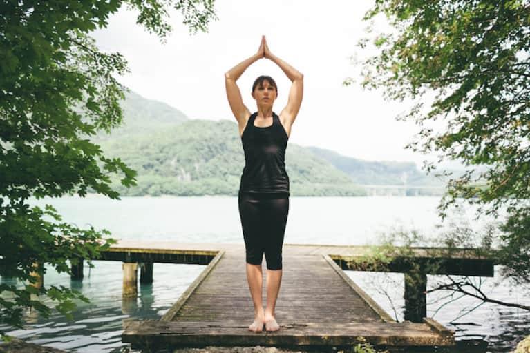 I'm A Christian Yoga Teacher: Here's How I Think The Practice Relates To Faith