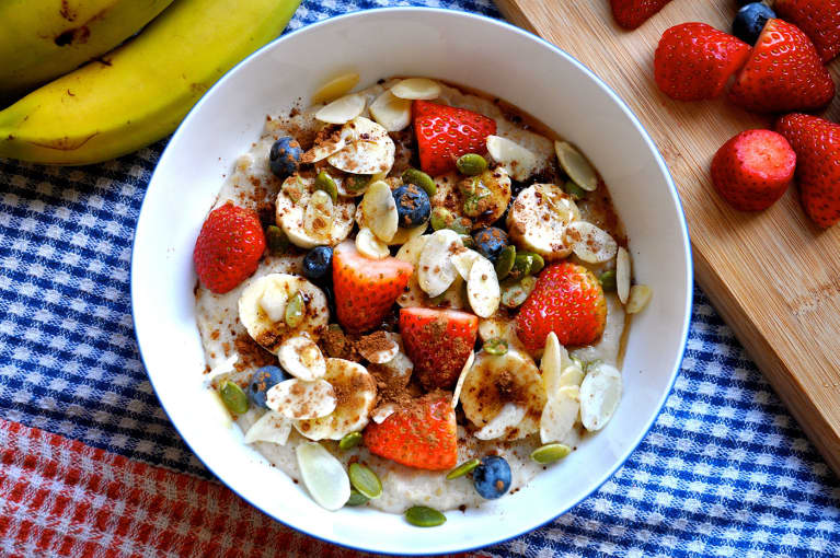 Kickstart Your Day With This Energizing Oatmeal Recipe