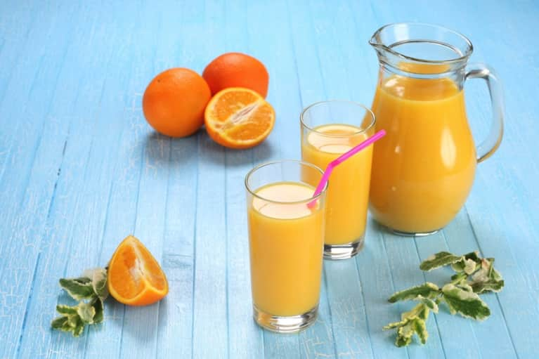 5 Reasons To Stop Drinking Fruit Juice