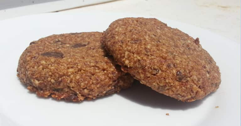 Gluten-Free Recipe: Peanut Butter-Chocolate Chip Cookies