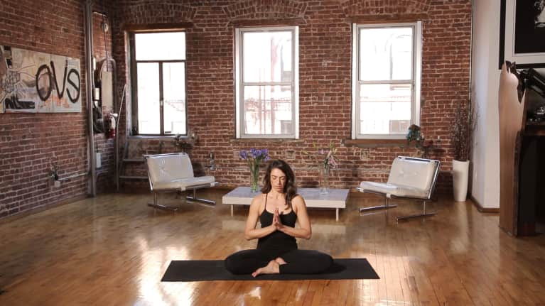 A Holistic Yoga Plan For Feeling Your Absolute Best
