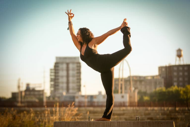 Why Dancer's Pose Will Rock Your World