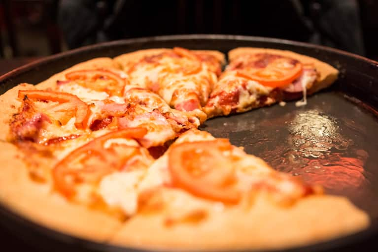 Pizza Hut Adds Gluten-Free Pizza To Its Menu