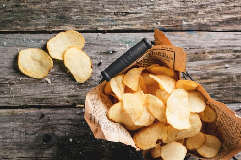 Why You Crave Salty Snacks & What You Can Do About It