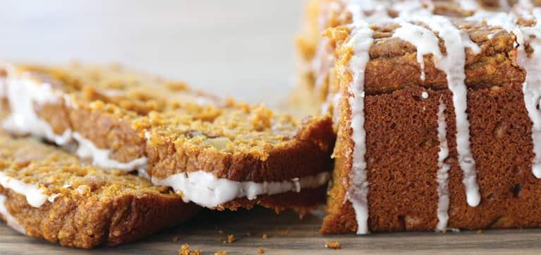 Gluten- & Dairy-Free Pumpkin Bread