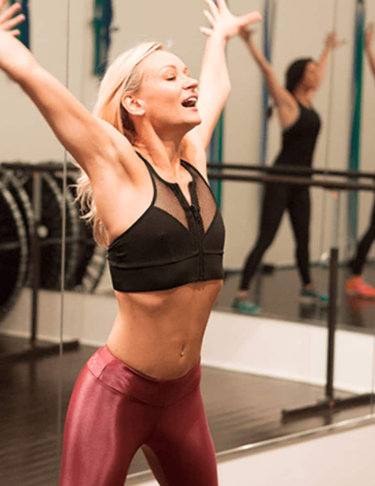 Dance Workouts to Boost Your Mood With Simone De La Rue