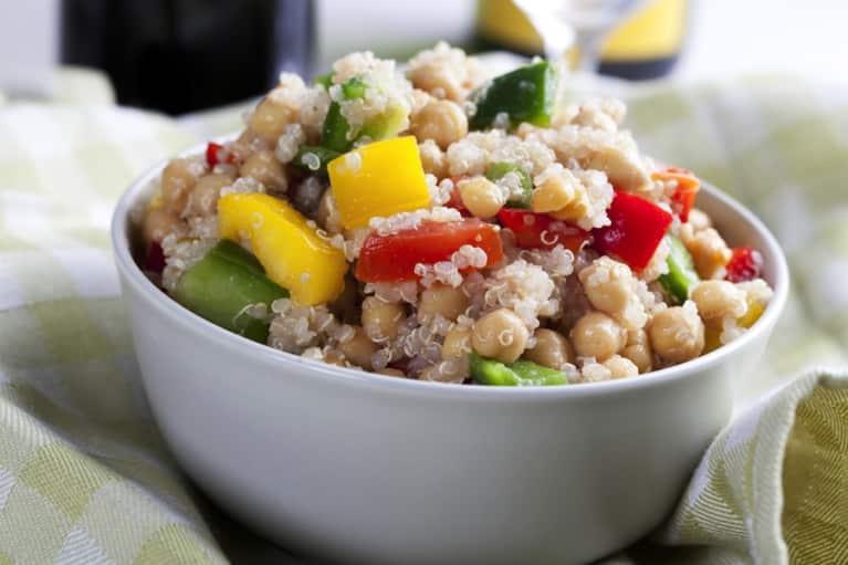 Gluten-Free Recipe: Rainbow Quinoa