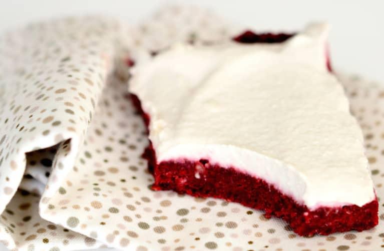 Red Velvet (Beet!) Brownies