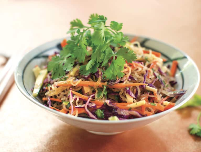 Raw Pad Thai (OMG!)