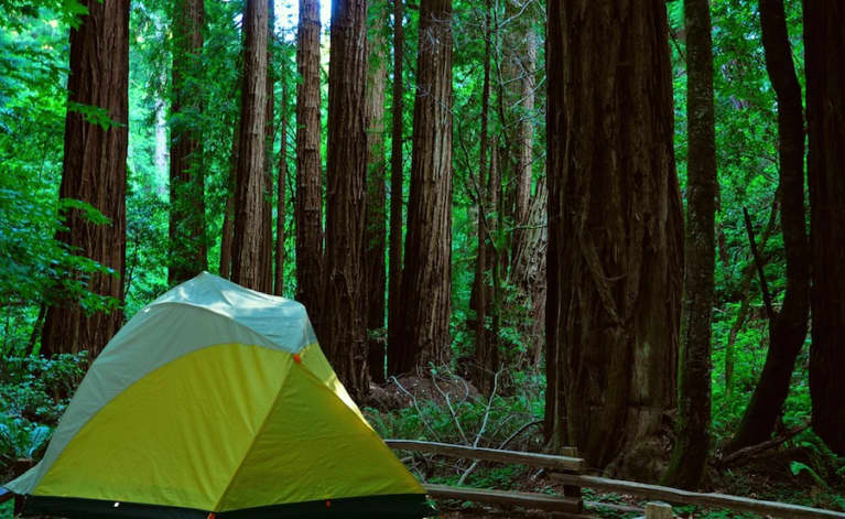 What I Learned After A Month Of Camping
