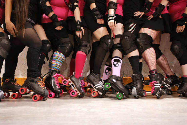 Trying Roller Derby Unleashed My Inner Badass