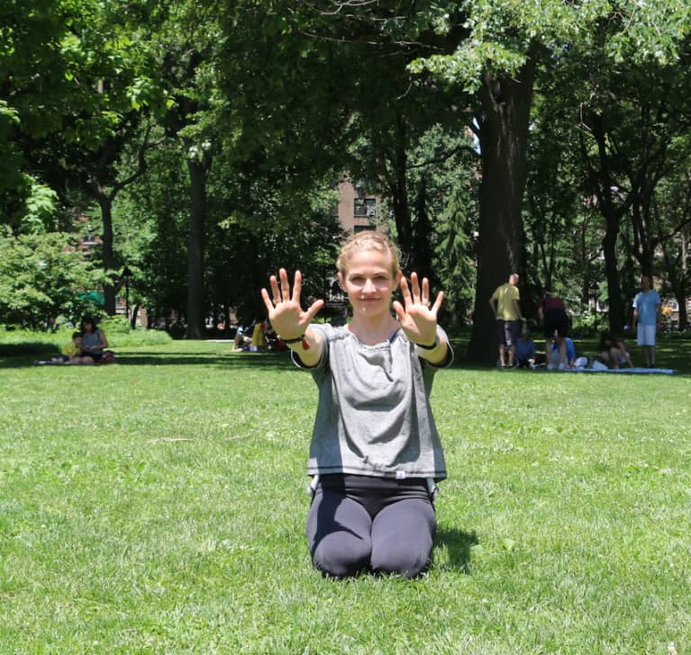 5 Simple Stretches For Achy, Overworked Wrists